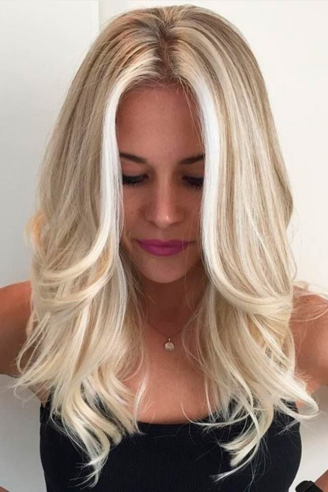 charming blonde hairstyles