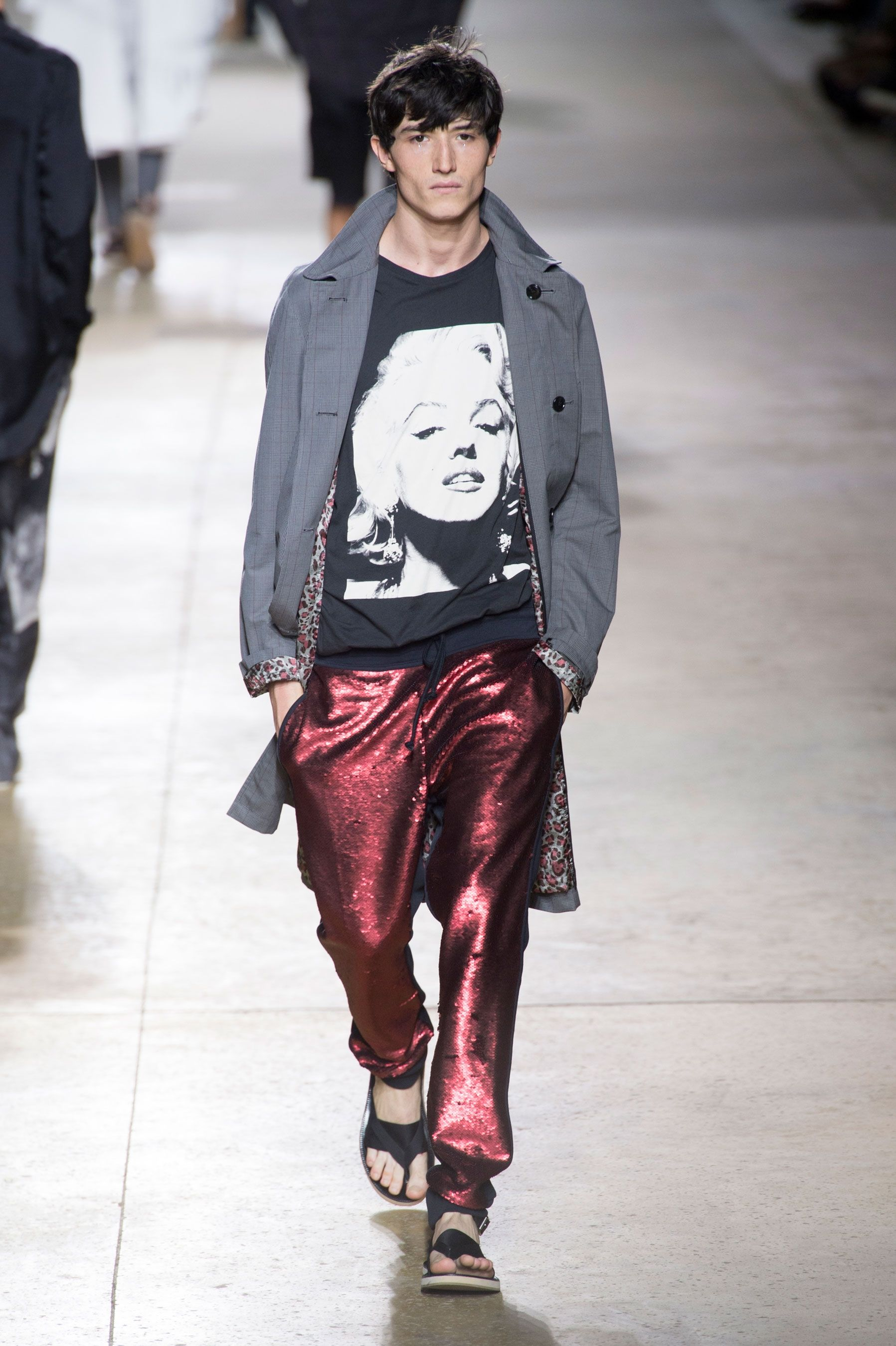 Dries Van Noten Spring Summer Primavera Verano 2016 Collection #Menswear #Trends #Tendencias #Moda Hombre - Paris Fashion Week - D.P.
