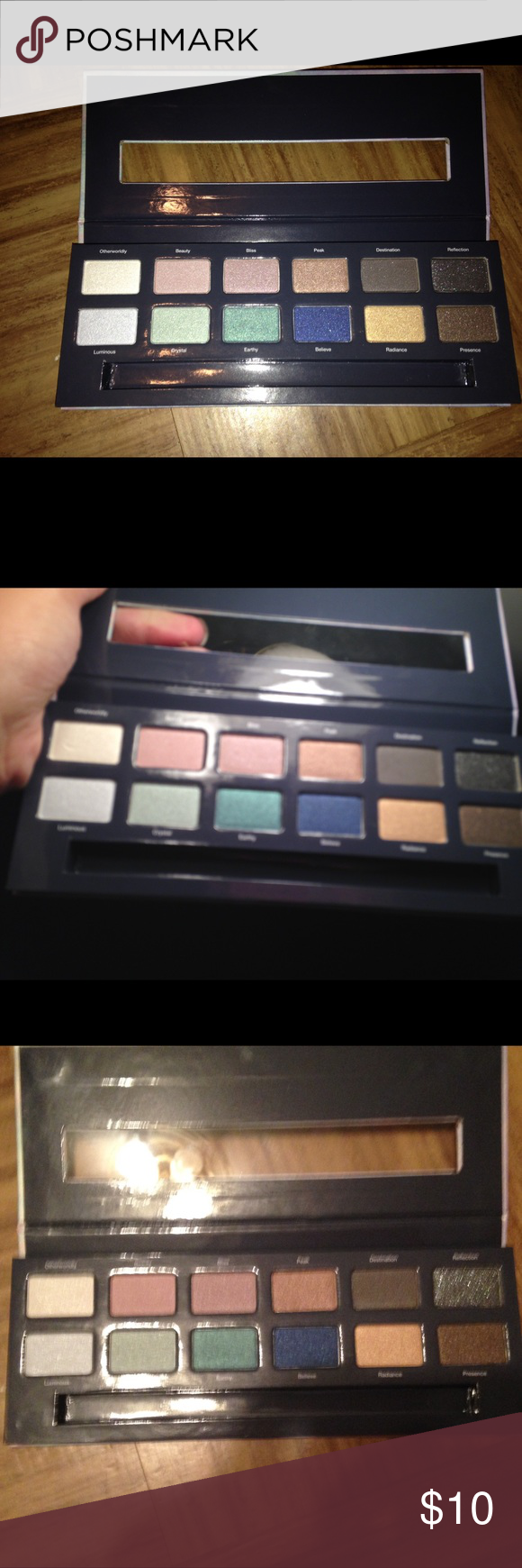 NWOT ULTA eyeshadow palette!!!! the ULTA prismatic palette