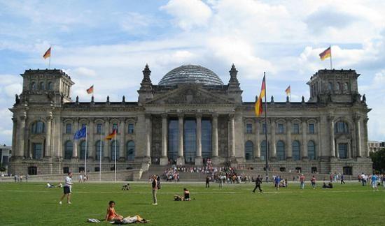 The Reichstag Building German Reichstagsgebaude Officially Plenarbereich Reichstagsgebaude Is A Historical Edifice Berlin Travel Berlin Luxury Travel Blog