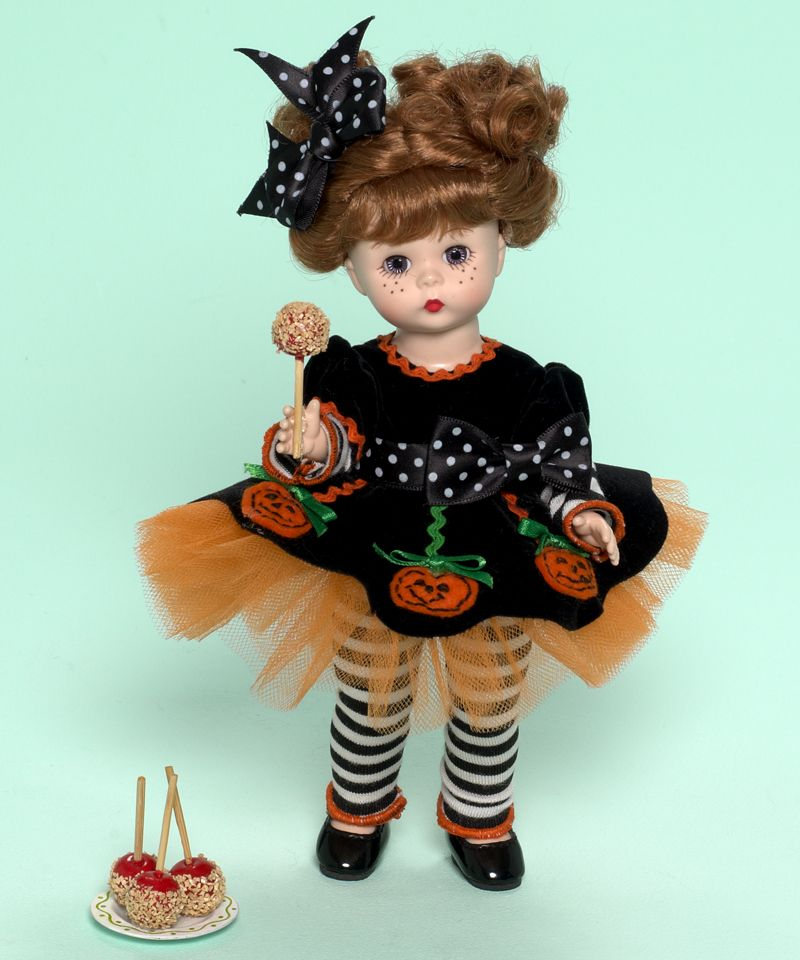 Madame Alexander Red Wig with Ponytails for 8/'/' Dolls new