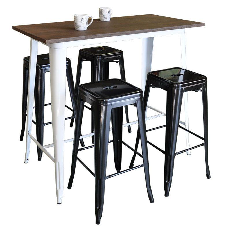 Replica Tolix Bar Table 120 X 60cm