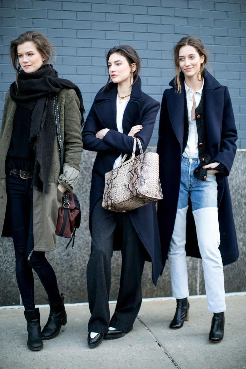 These 3 Fashion Ladies Are Fab