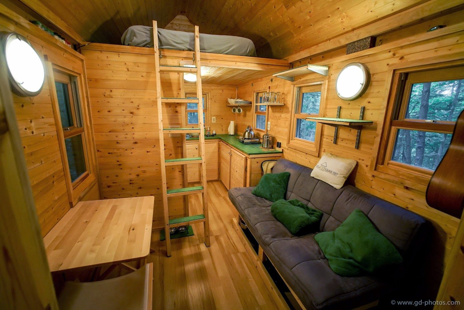 Life In 120 Square Feet Tiny House Giant Journey S Trip To 120 Squre Feet Shed To Tiny House Tiny House Layout Tiny House Living