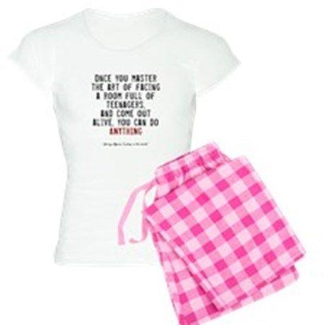 CafePress You are Here Pajama Set