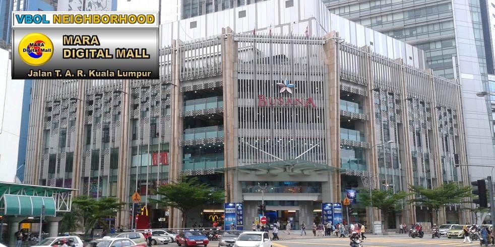 Mara Digital Mall Kuala Lumpur Vbol Neighborhood The
