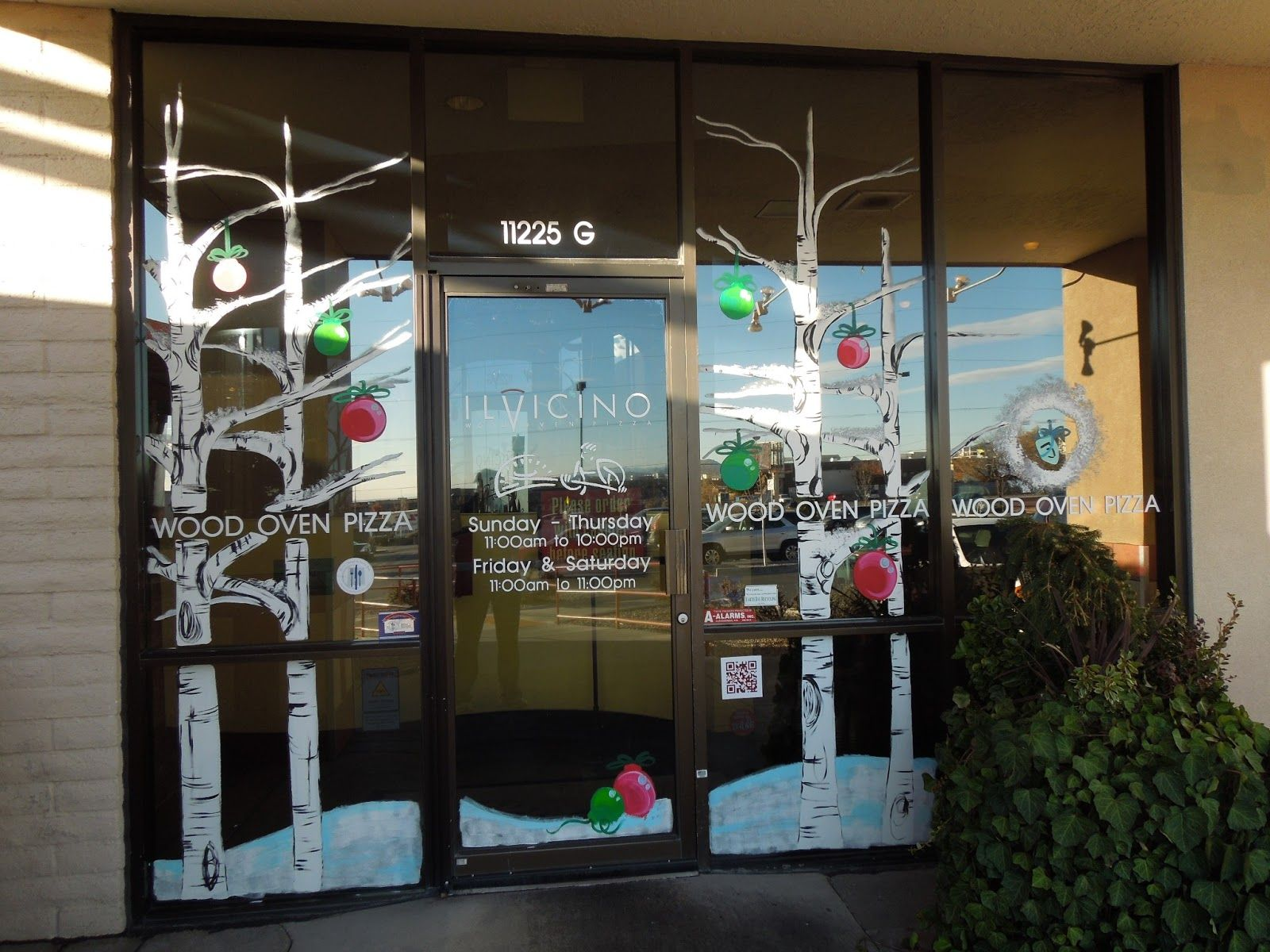 christmas #window #painting | christmas windows! | pinterest | window