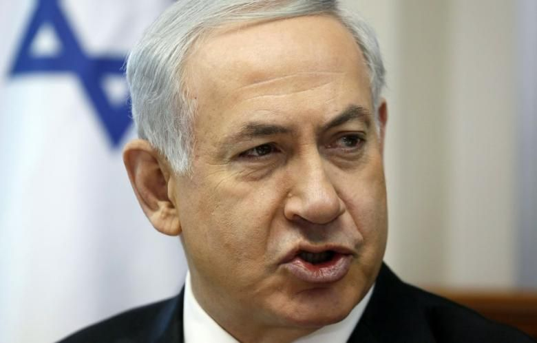 "Zionist Prime Minister Benjamin Netanyahu said on Thursday he would seek a new law declaring the so-called 'Israel"" a Jewish state, striking back against a Palestinian refusal to recognize that status in now-collapsed peace talks."