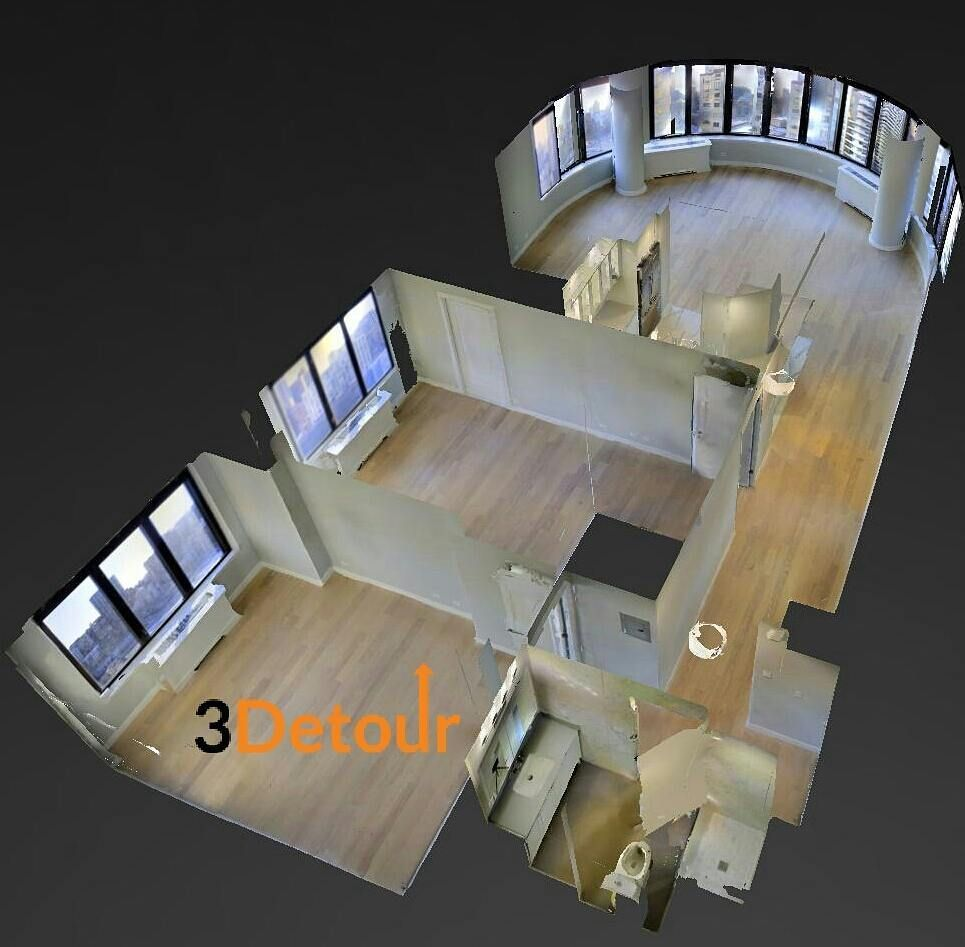 An awesome Virtual Reality pic 3D Floor
