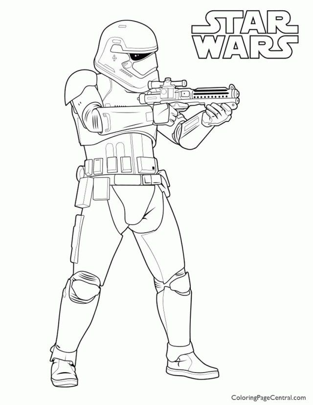 Star Wars Stormtrooper Coloring Pages Printable Tips