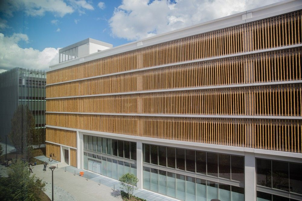 Gallery of parking garage project studio di architettura for Pianificatore di layout di garage