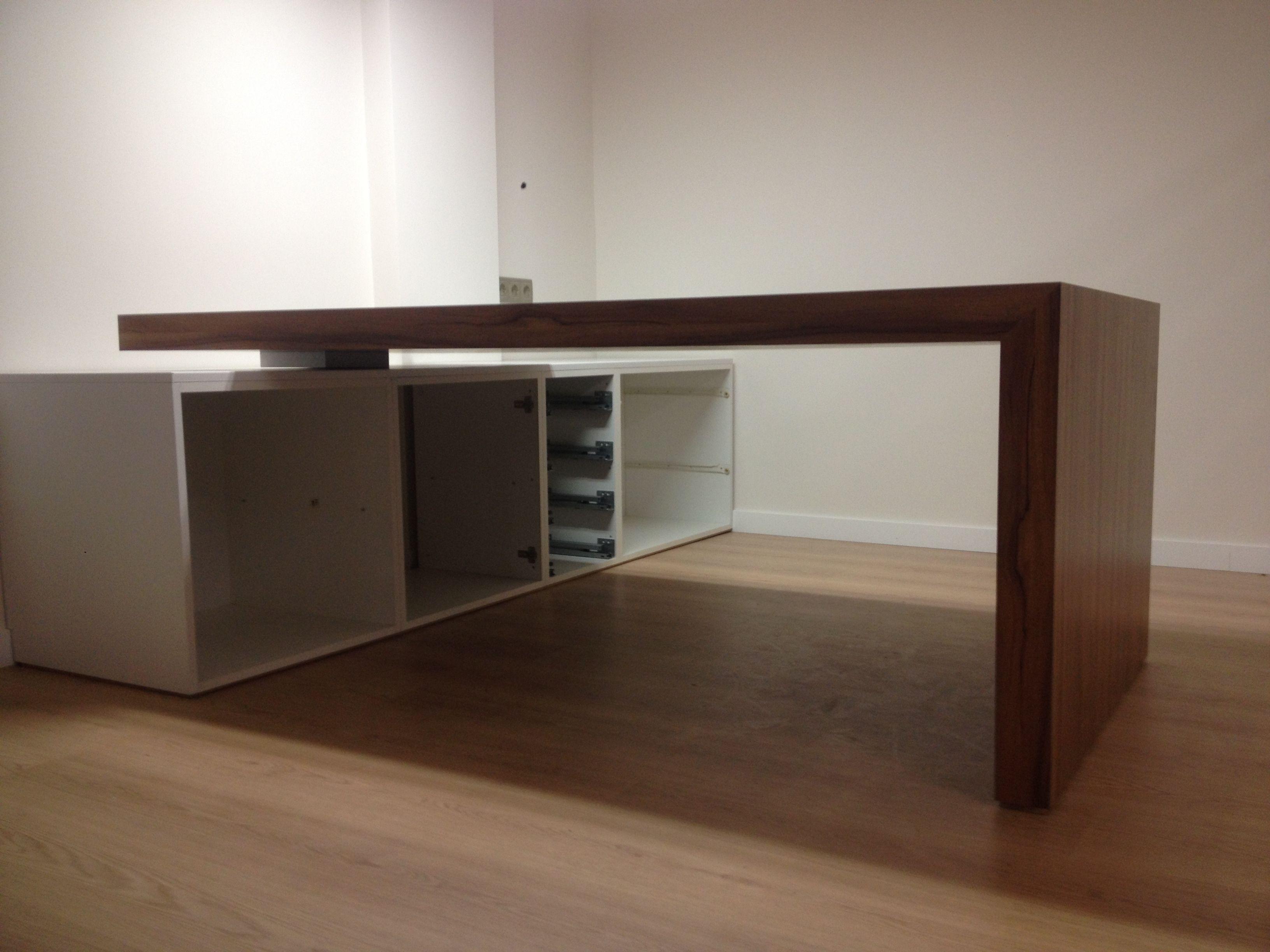 Muebles para oficina economicos muebles recepciones y mesones atencion para oficinas Muebles oficina vigo