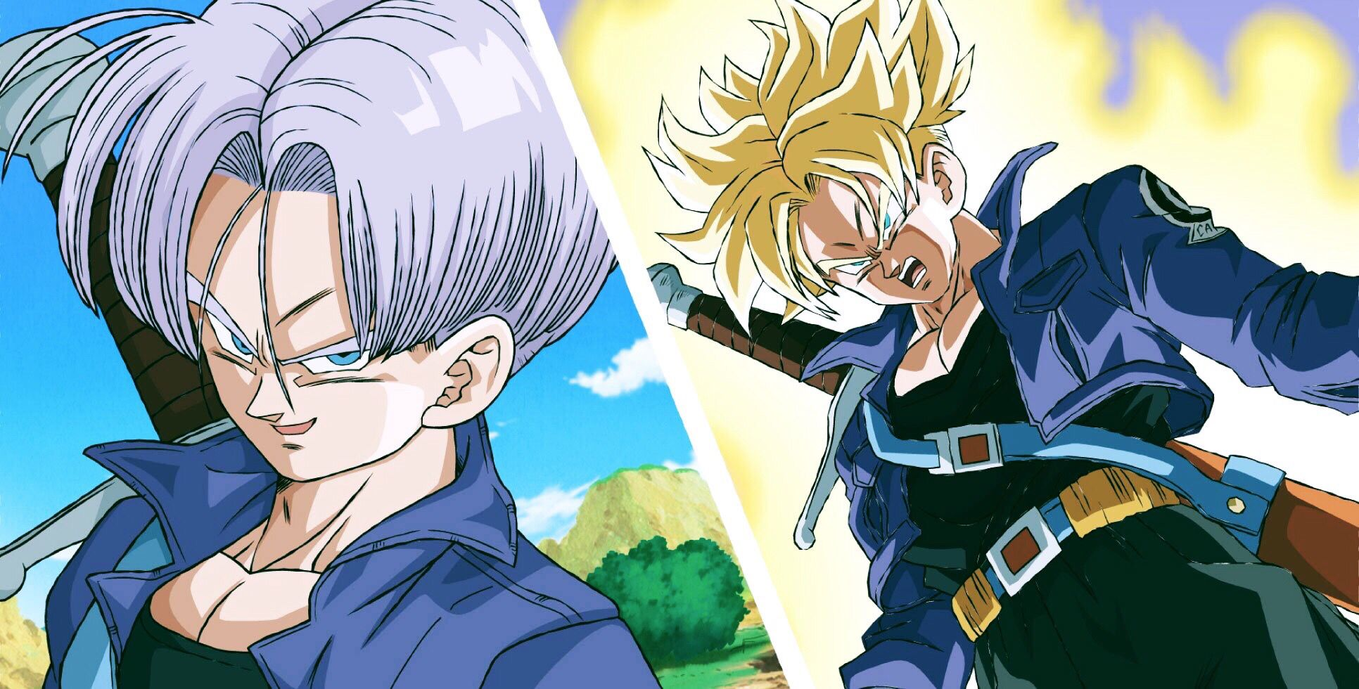 Mirai Trunks Dragon Ball Art Dragon Ball Super Dragon Ball Z