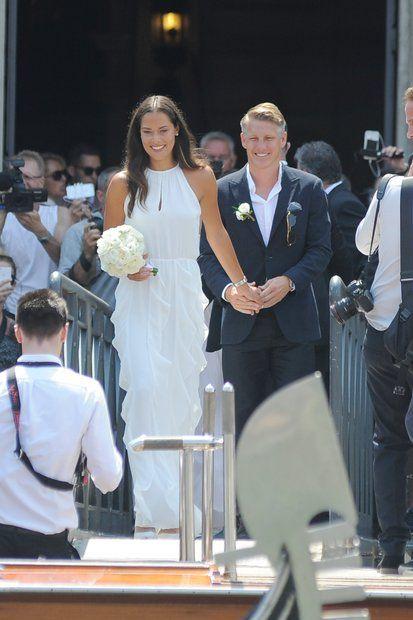 Die Besten Bilder Der Stars Kleid Hochzeit Brautjungfern Ana Ivanovic