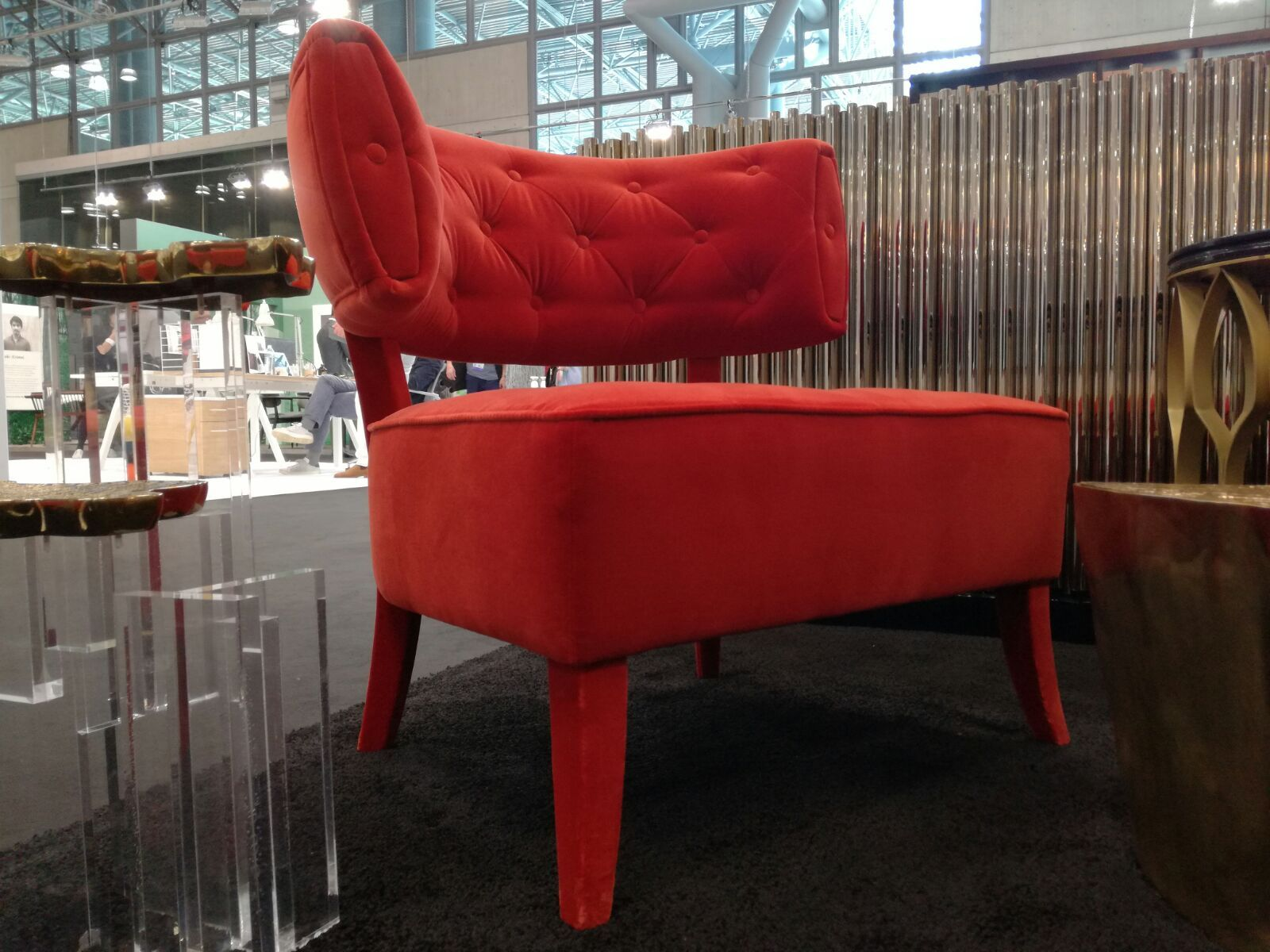 Contemporary Furniture Design By Top Interior Design Brands: Covet House At  The Covet Lounge,