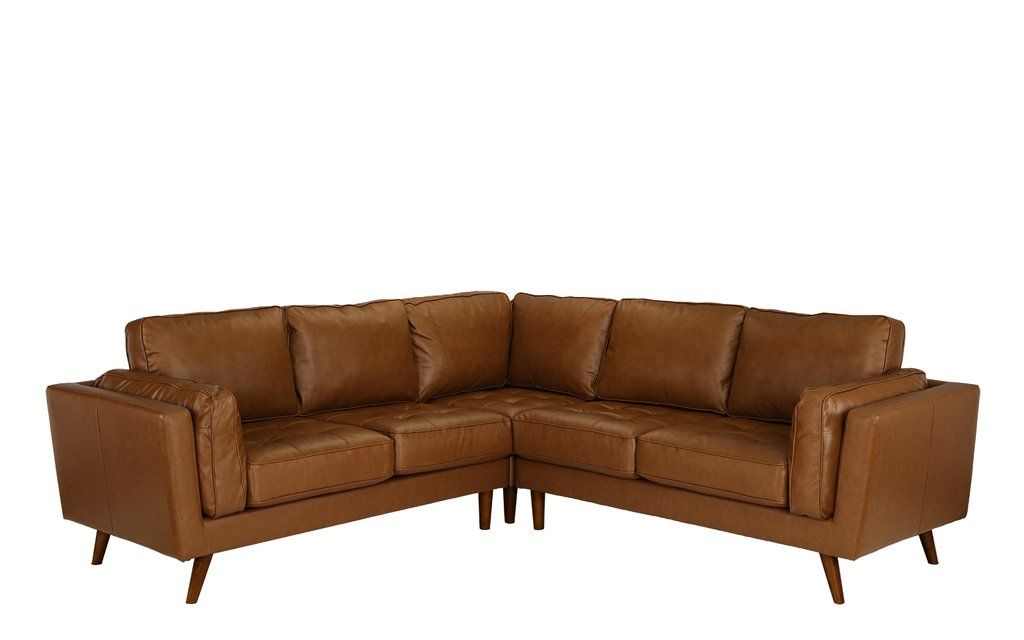 Mateo Mid Century Palm Springs Leather Match Sectional Modern Sofa Sectional Leather Couch Sectional Leather Reclining Sectional