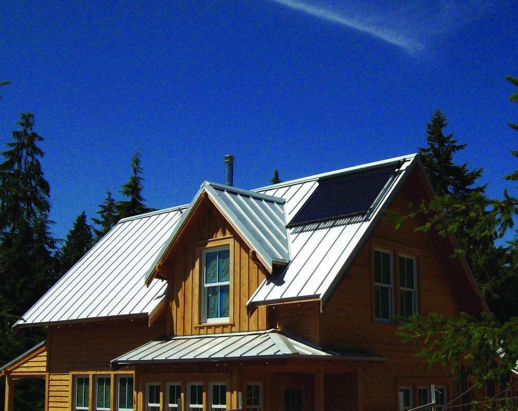 Metal Roofing Solar Panels Best Solar Panels Metal Roof Cost