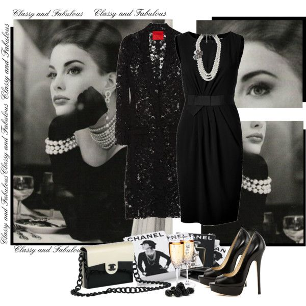 Ohhhh.......this is all so perfectly Audrey. My daughter would LOVE this. I'll re-pin it to the inspiration board for her!!!!