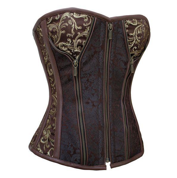 Steampunk Corsets | CorsetDeal.com – corsetdeal.com