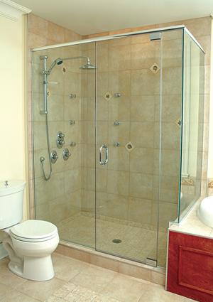 ESPACE BRIO | Rangements de garde-robe, celliers sur mesure, douches de verre, miroirs ou verre sur mesure