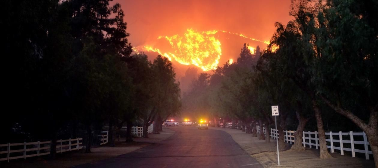 Climate Change Is Here Now We Must Do Something Photo Fires In California California Wildfires Climate Change Fire