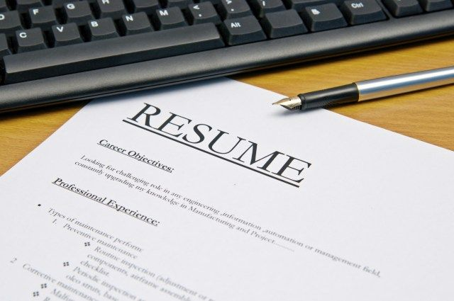 You Are Your Resume - job search, interview, marketing tips, career