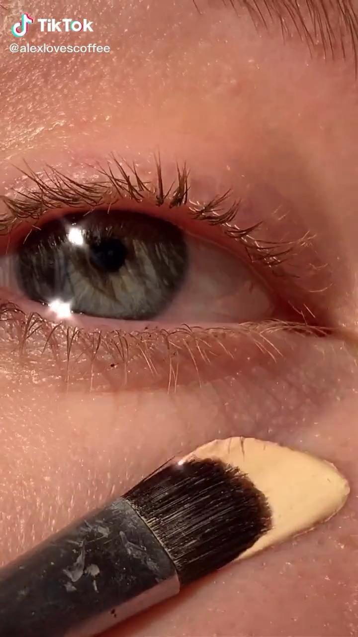 Alexlovescoffee Video Aesthetic Makeup Artistry Makeup Peach Makeup