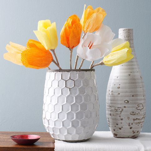 Paper Flowers - Tulip | west elm