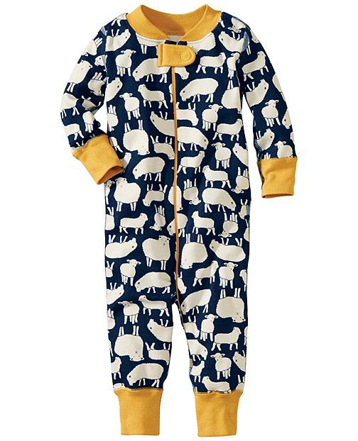 cf0534ccdd Night Night Baby Sleepers In Pure Organic Cotton from  HannaAndersson.