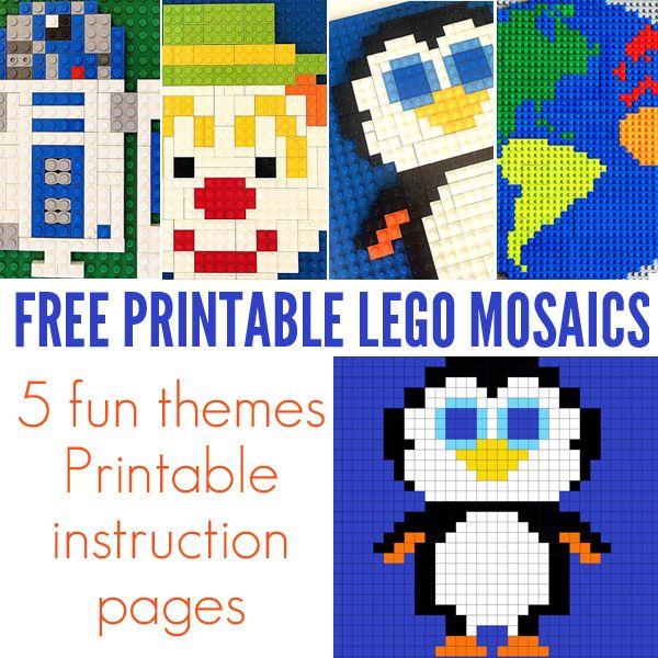 Printable Lego Patterns  Free Lego Printables And 70  Lego