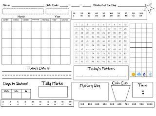 First Grade O W L S Saxon Math Freebie Saxon Math Calendar Math Math Meeting
