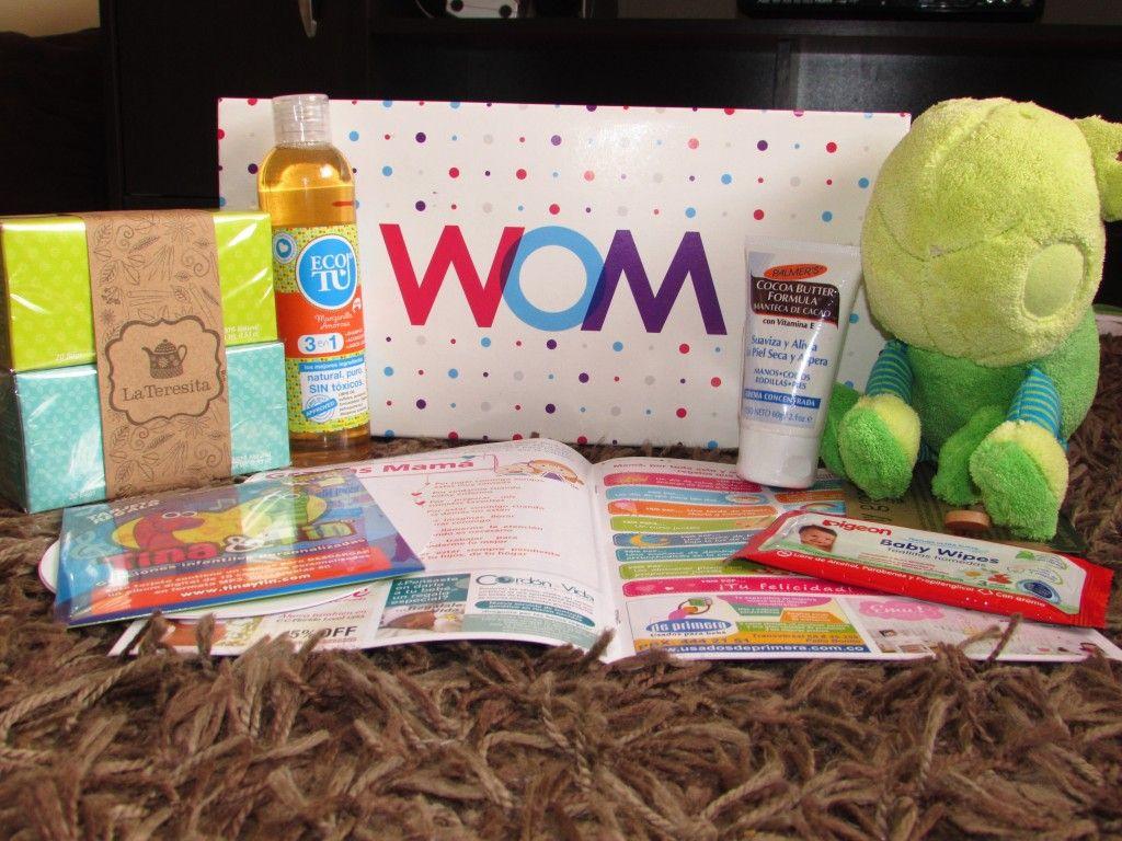 Opinión y experiencia de una #mama con su #wombox! Conócelas tu también!