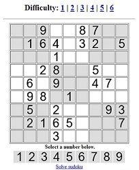 Sudoku online gratis gioco sudoku 9x9 online sudoku facile for Sudoku facile da stampare