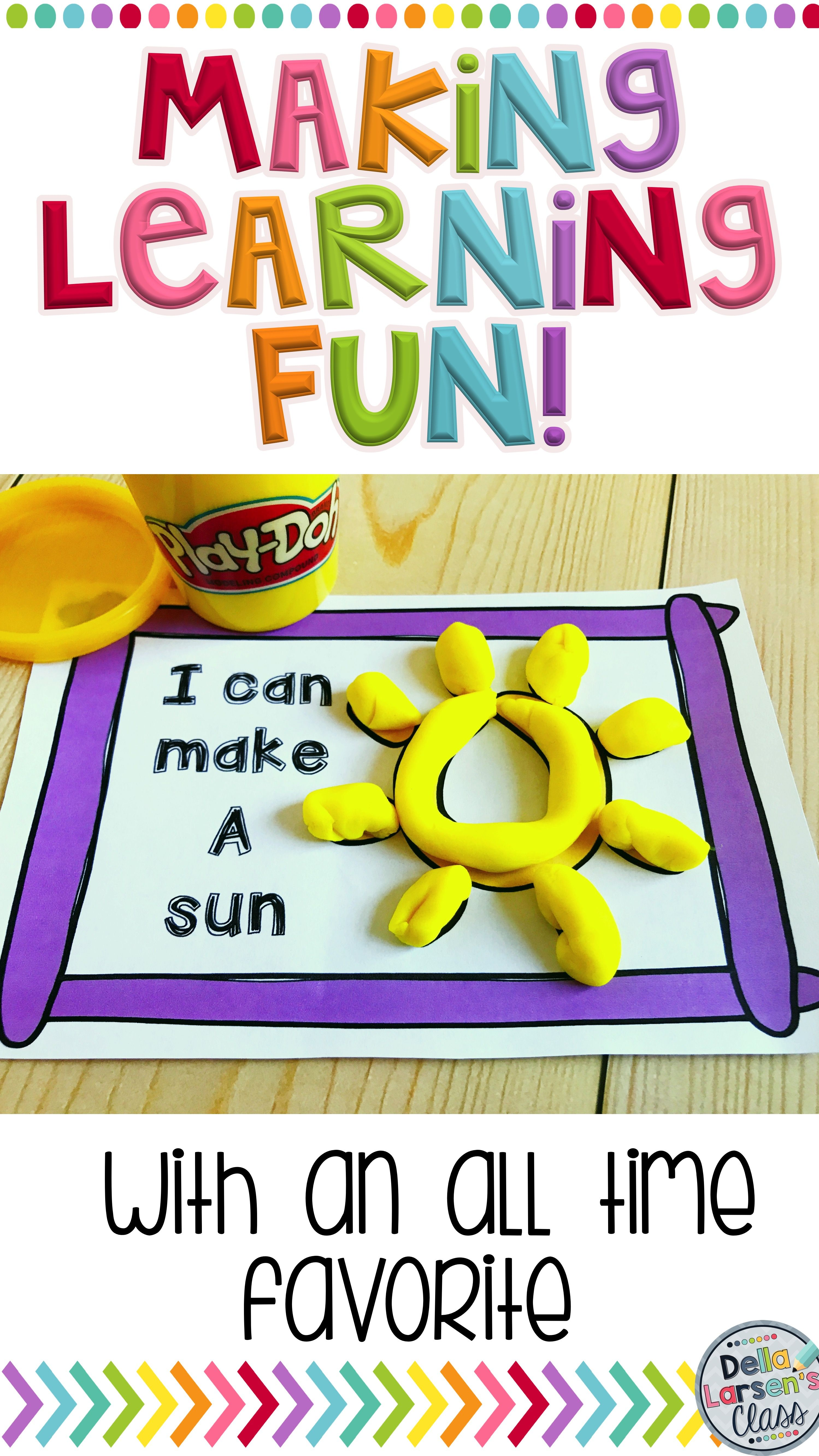 Make Learning Fun With An All Time Favorite