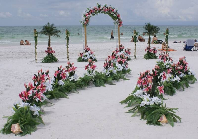 Beach Wedding Decoration Ideas Maritime WeddingsNuptials By The