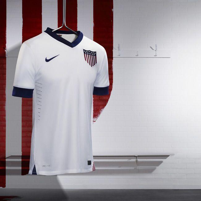 425841df03 Camisa do centenário dos Estados Unidos 2013 Nike -