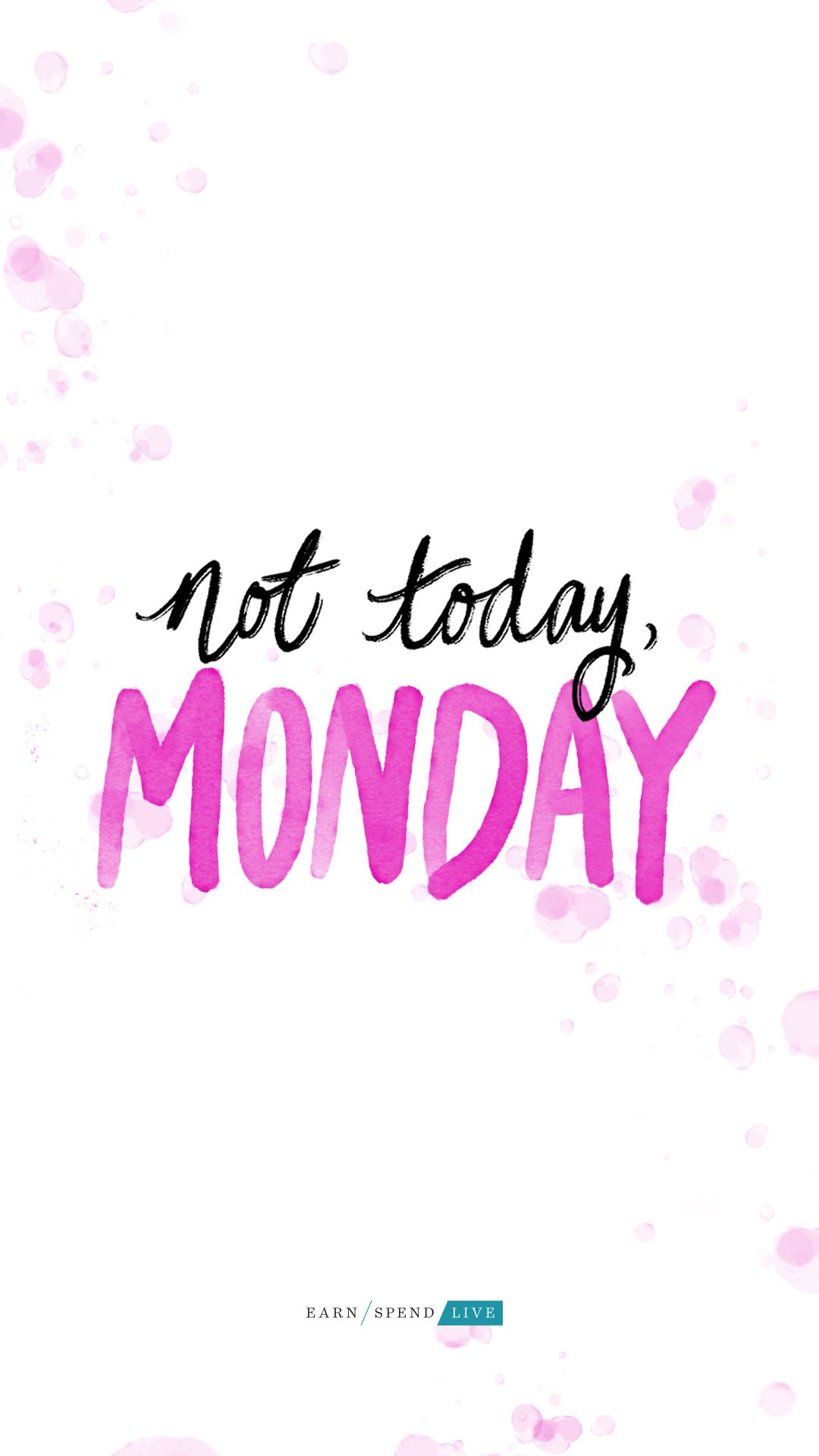 Not Today Monday Funny Quotes Funny Sayings Vacation Quotes Funny Funny Quotes Vacation Quotes