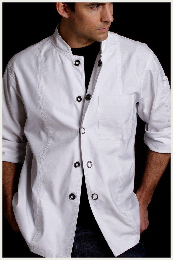 Designer Chef Jacket - Men's Station