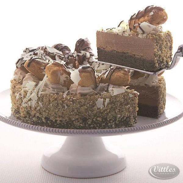 Chocolate Éclair Cake