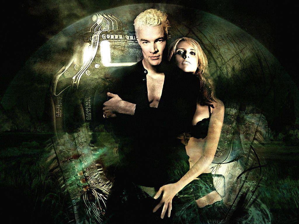 Spike Buffy Wallpaper Buffy The Vampire Slayer Buffy Spike