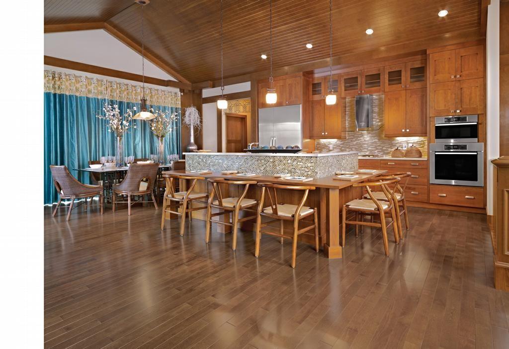 Koeber's Interiors Mirage Hardwood Floor Hardwood in
