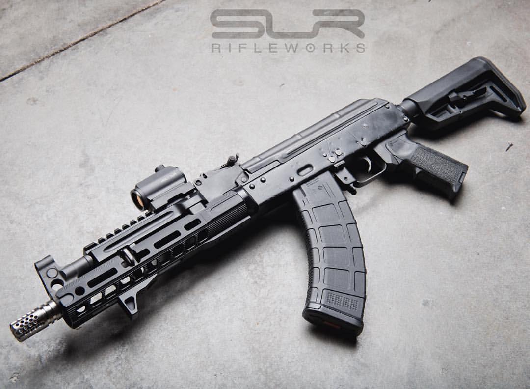 """SLR Rifleworks on Instagram: """"SLR 9"""