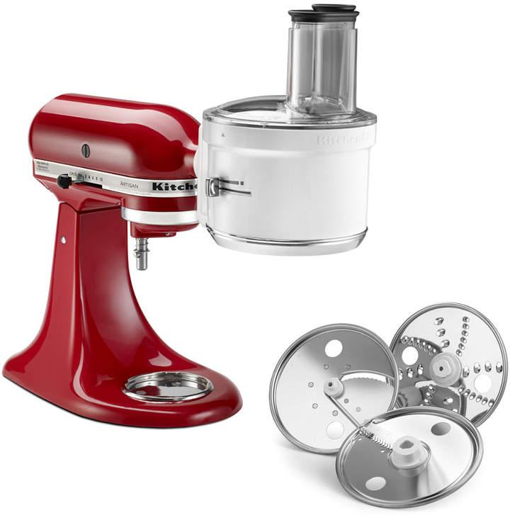 Kitchenaid food processor attachment food processor