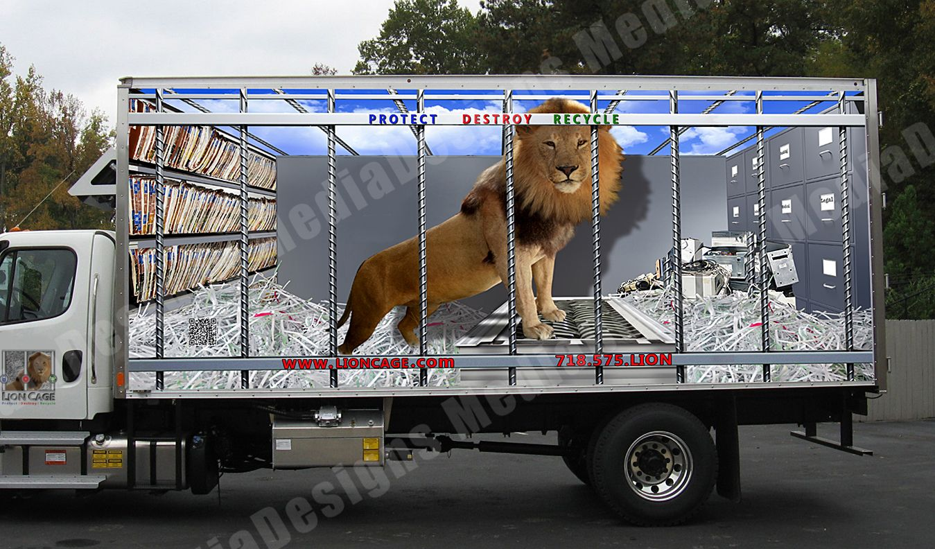 3d Truck Wrap Design By David Bavati Our Trucks Pinterest