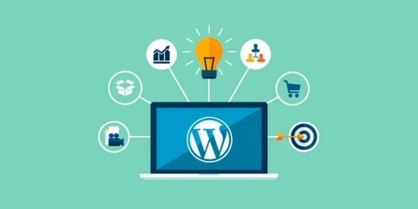 WordPress is an open source Content Management System (CMS),
