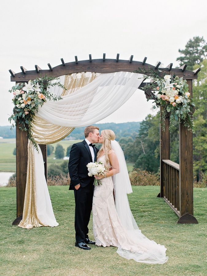 the ultimate outdoor ceremony complete with handmade. Black Bedroom Furniture Sets. Home Design Ideas