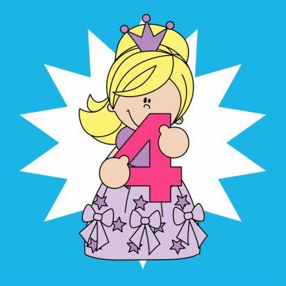 Afbeeldingsresultaat voor verjaardag kind 4 jaar