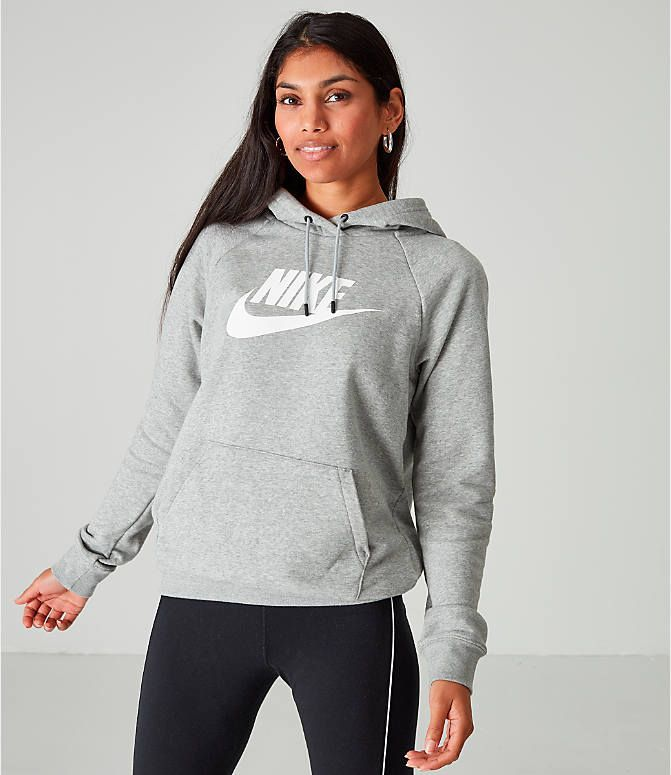 princesa acceso catalogar  Sudadera con capucha Nike Sportswear Essential para mujer | Sudadera nike  mujer, Ropa, Ropa deportiva mujer