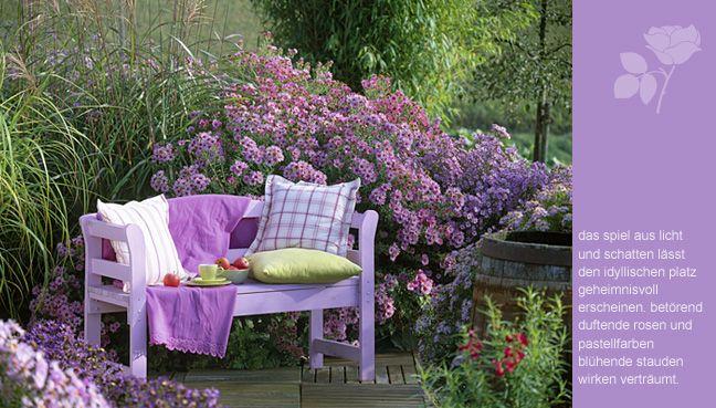 Romantische g rten google suche garten pinterest for Gartengestaltung romantisch