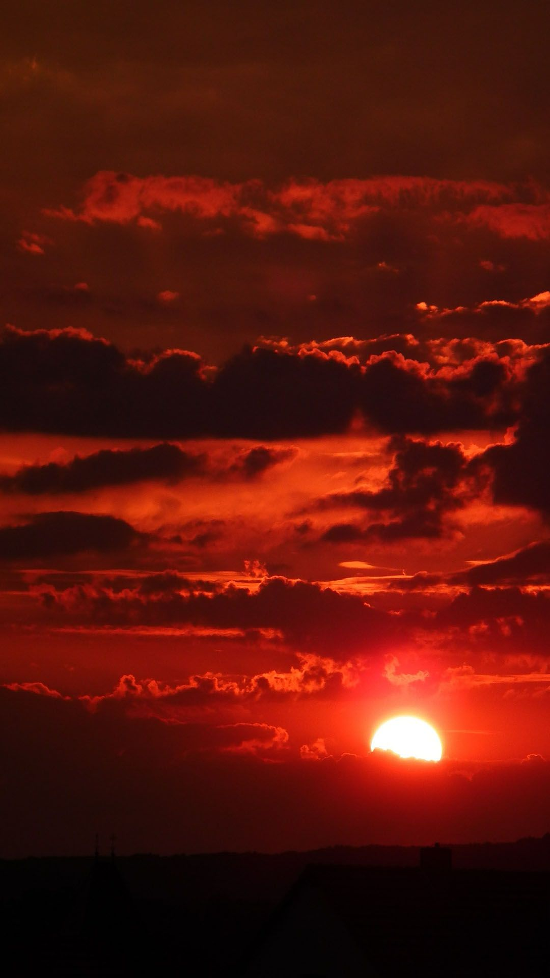Google Image Result In 2020 Sky Aesthetic Sunset Color Palette Red Sky